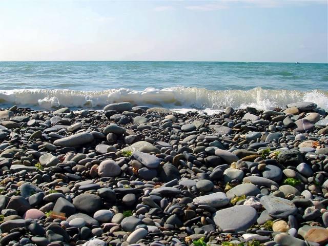 На береге Сочи найден мертвый мужчина