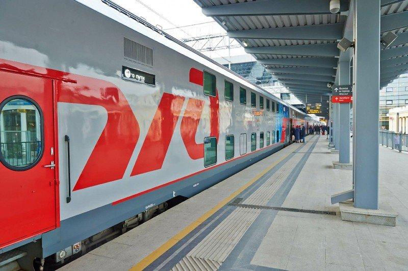 Дополнительный поезд свяжет Адлер иРостов-на-Дону наноябрьские праздники