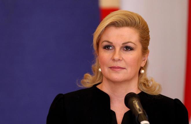 Путин 18октября обсудит спрезидентом Хорватии двусторонние связи имеждународные вопросы