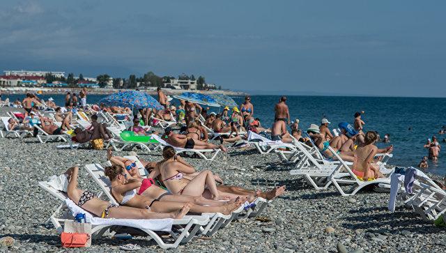 Заграничные туристы предпочитают отдых вКрыму, наБайкале иКубани