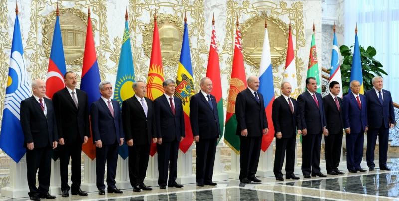 Президенты стран-членов СНГ встретятся вСочи 11октября