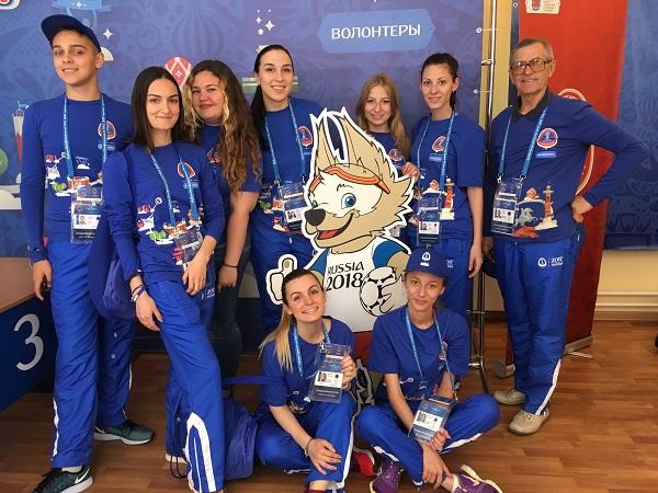 Подготовка волонтёров для Сочи наЧМ-2018 обойдётся в40 млн