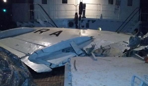 Расследование крушения Ту-154 МинобороныРФ будет продлено