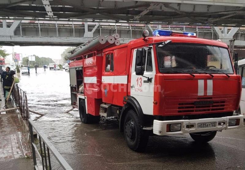 НаКубани объявлен режим повышенной готовности из-за ливневых дождей
