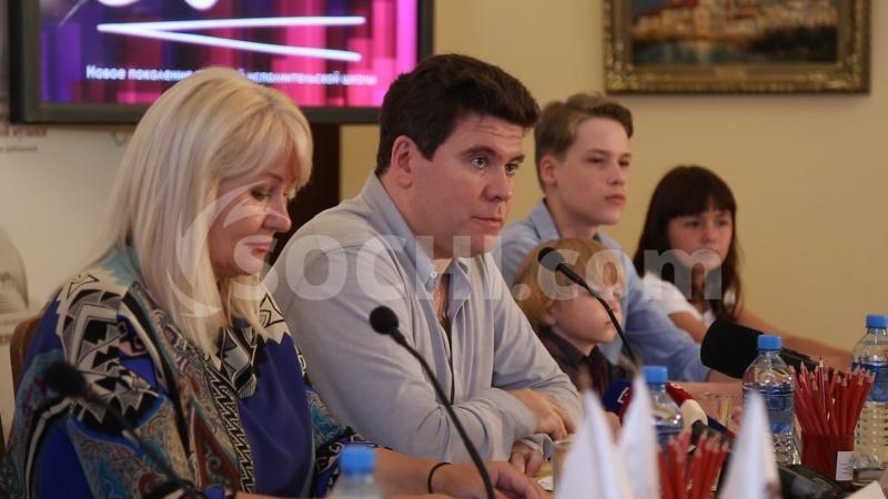 Мацуев дал концерт вцентре «Сириус» вСочи