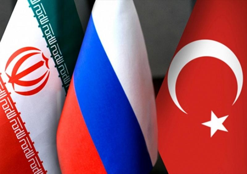 МИД Ирана: Консультации сРФ иТурцией помогут урегулировать кризис вСирии