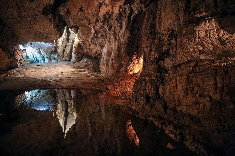 Тело дайвера извлекли изводы врайоне Воронцовских пещер