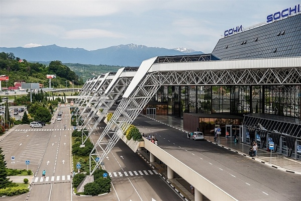 Аэропорт Сочи признан лучшим вевропейских странах