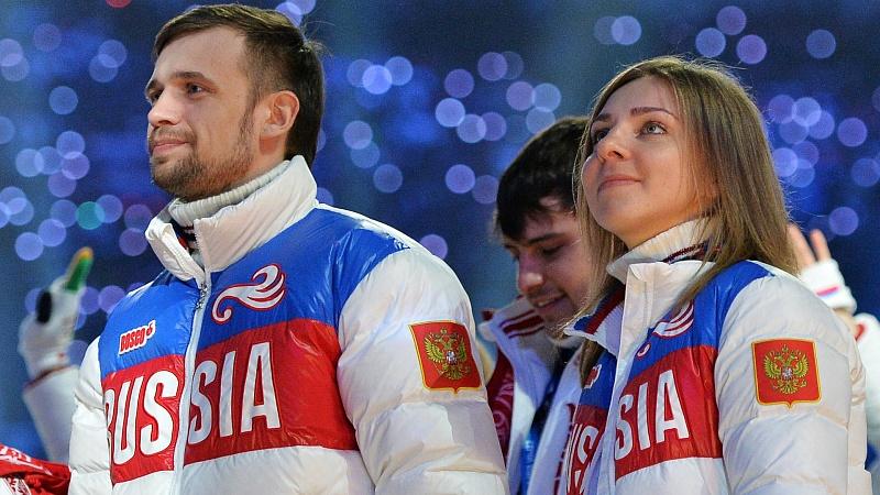 Четырех русских скелетонистов лишили наград Олимпиады вСочи