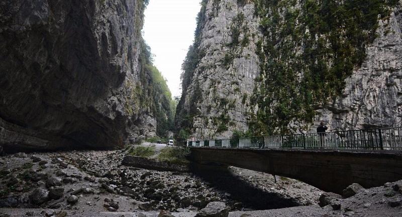 ВАбхазии приблизительно найдено тело пропавшего туриста из Российской Федерации