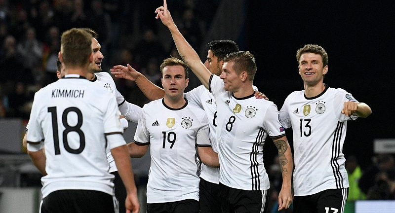 Сборная Германии может базироваться вСочи вовремяЧМ