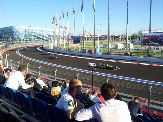 Гран-при Российской Федерации будет проводиться минимум до 2025