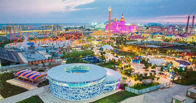Петербургский парк аттракционов признан наиболее популярным в Российской Федерации