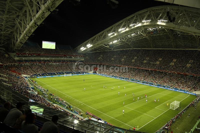 Губернатор Кубани сказал оготовности стадиона «Фишт» кматчамЧМ