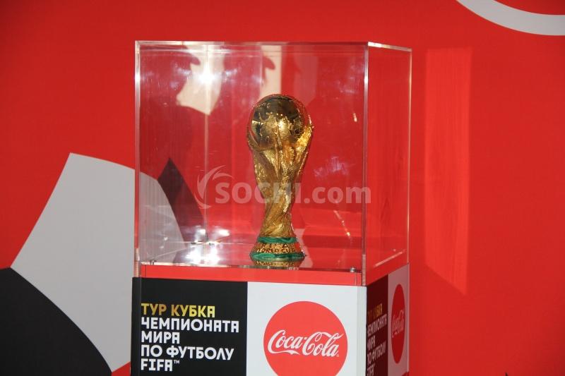 Тур Кубка FIFA вСочи закончится сегодня