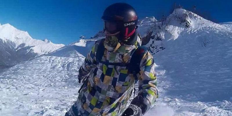 Вгорах Сочи умер сноубордист изЧебоксар
