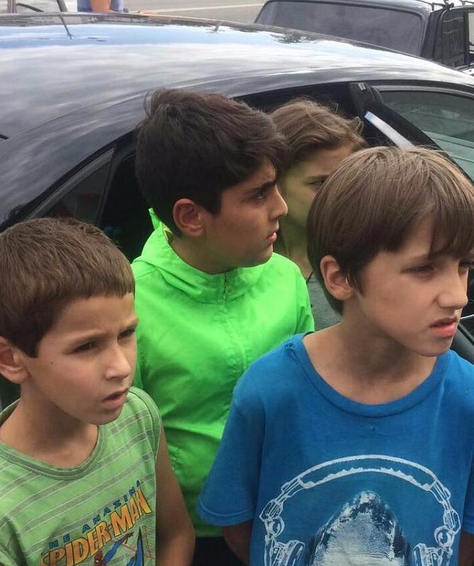 ВСочи отыскали пропавших доэтого четверых детей