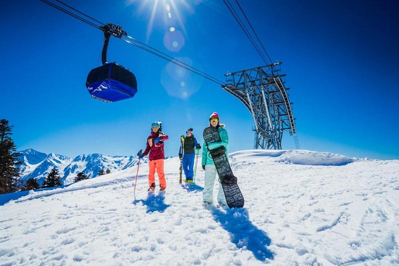 Сезон катания нагорнолыжных курортах Сочи стартует 15декабря